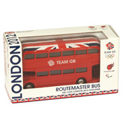 Team GB Classic Routemaster Bus
