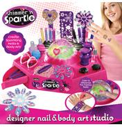 Shimmer 'N Sparkle Designer Nail & Body Art Studio