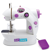 Cra-Z-Art Shimmer 'N Sparkle Sew Crazy Sewing Machine