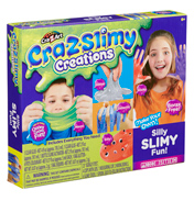 Cra-Z-Art SILLY Slimy Fun Make Your Own Slime Kit