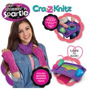 Shimmer 'N Sparkle Ultimate Designer Knitting Station