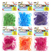 Cra-Z-Loom Fashion Colour Band Pack