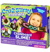Cra-Z-Slimy Creations: Chalkboard Slime