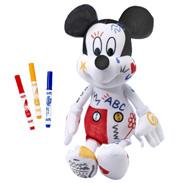 Colour n Cuddle Mickey