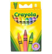 Crayola Standard Crayons 8 Pack