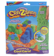Cra-Z-Sand Mould 'N Play Cool Cars 454g Pack