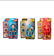 "7"" Stretch Justice League Figures Assorted"