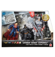 Justice League 3 Figure Pack