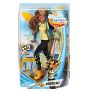 DC Super Hero Girls Bumble Bee Doll
