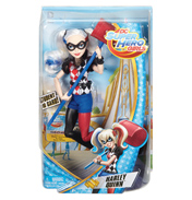 DC Super Hero Girls Harley Quinn Doll