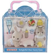 Delightful Duo Carry Case