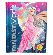 Fantasy Model Colouring Book with Lights & Sound
