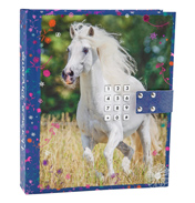 Horses Dream Diary with Code