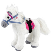 Miss Melody Horse Plush