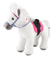 Miss Melody Large Plush Horse