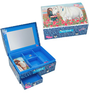 Miss Melody Sienna & Miss Melody Jewellery Box
