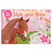 Style Your Horse Colouring Book