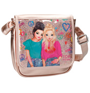 Friends Small Shoulderbag in Gold