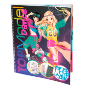 Dance Colouring Book