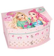 Flamingo Jewellery Box