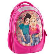 Friends Backpack in Pink