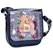 Friends Small Shoulderbag in Navy