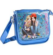 Friends Small Handbag in Blue