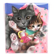 Lockable Cats Diary