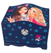 Mijie & Candy Jewellery Box with Lights
