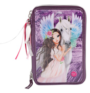 Fantasy Model Triple Tiered Pencil Case with Lights