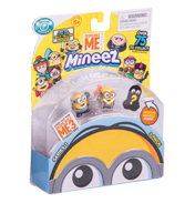 Despicable Me 3 Mineez Core Collector Pack