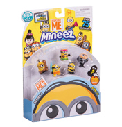 Despicable Me 3 Deluxe Collector Pack (Series 1)