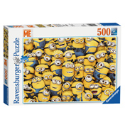 Despicable Me 500 Piece Minion Jigsaw