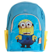 Despicable Me 2 Minion Backpack with Pockets