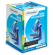 Discovery Explore 150x Microscope Set