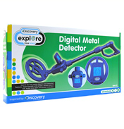 Discovery Digital Metal Detector