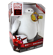 Baymax Talking 25cm Plush