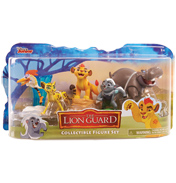Disney Lion Guard Collectable Figure Set (5…