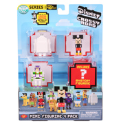 Mini Figurine 4 Pack (Series 1)