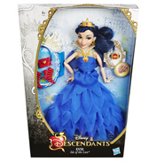 Descendants Villain Coronation Outfit Doll