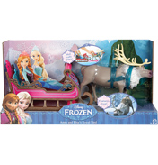 Anna & Elsa's Royal Sled