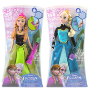 Disney Frozen Colour Magic Dolls