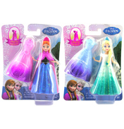 Disney Frozen Magic Clip Dolls