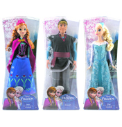 Disney Frozen Sparkle Dolls