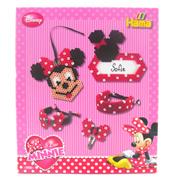 Disney I Love Minnie Mouse Hama Bead Set