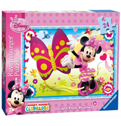 Disney Minnie Mouse Giant Floor Puzzle