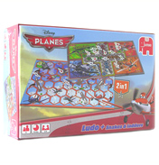 Disney Planes Ludo & Giant Snakes & Ladders