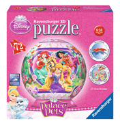 Disney Princess Palace Pets Puzzleball