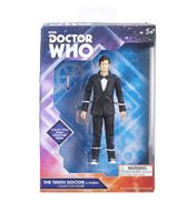 10th Doctor Figure in Tuxedo