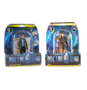 "Doctor Who 5"" Action Figure UNCLE"
